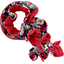 Twisted fleece scarf mekong's flower - PPMC
