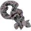 Twisted fleece scarf flowery liana - PPMC