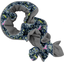 Twisted fleece scarf night of birds - PPMC
