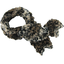 Twisted fleece scarf savannah - PPMC
