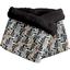 Fleece scarf snood mosaïka - PPMC