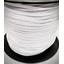 Elastique 6 mm   longueur 5 mètres blanc