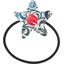 Elastique cheveux étoile azulejos - PPMC