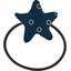 Elastique cheveux étoile bulle bronze marine - PPMC