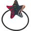 Elastique cheveux étoile feu d'artifice - PPMC