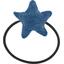Elastique cheveux étoile jean fin - PPMC