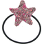 Pony-tail elastic hair star plum lichen - PPMC