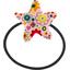 Elastique cheveux étoile prairie pétillante - PPMC