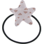 Pony-tail elastic hair star triangle cuivré gris - PPMC