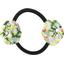 Elastique fleur du japon baie mentholée - PPMC
