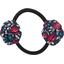 Elastique fleur du japon camelias rubis - PPMC