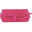 Glasses case etoile or fuchsia - PPMC