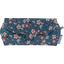 Glasses case fleuri nude ardoise - PPMC