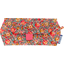 Glasses case peach flower