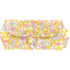 Glasses case mimosa jaune rose - PPMC