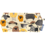 Glasses case yellow sheep - PPMC