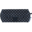 Glasses case navy blue spots - PPMC