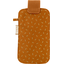 Phone case caramel golden straw - PPMC