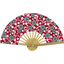 Hand-held fan ruby cherry tree - PPMC