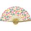 Hand-held fan summer sweetness - PPMC