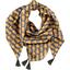 Pom pom scarf pineapple - PPMC