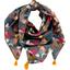 Pom pom scarf fireworks - PPMC