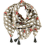 Pom pom scarf flamingo - PPMC