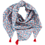 Pom pom scarf flowered london - PPMC
