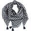 Foulard pompon mouettes rieuses - PPMC