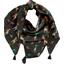 Foulard pompon palma girafe - PPMC