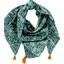 Pom pom scarf jade panther - PPMC