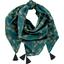 Pom pom scarf   végétalis - PPMC