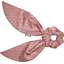 Foulchie court gaze lurex vieux rose  - PPMC