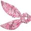 Short tail scrunchie pink violette - PPMC