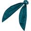 Long tail scrunchie bleu vert - PPMC
