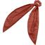 Foulchie gaze lurex terracotta - PPMC