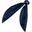 Long tail scrunchie navy blue - PPMC