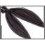 Foulchie noir pailleté - PPMC