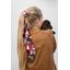 Long tail scrunchie pop bird
