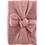 Furoshiki tall 73 x 73 dusty pink lurex gauze - PPMC