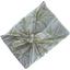 Furoshiki medium 48x48 ramage gold - PPMC