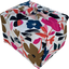 Furoshiki petit 35 x 35 cm champ floral - PPMC