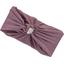 Furoshiki petit 35 x 35 cm gaze lurex vieux rose  - PPMC