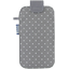 Big phone case light grey spots - PPMC