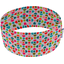 Stretch jersey headband  coeur multi grise9