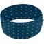 Stretch jersey headband  fleur bleu canard d5 - PPMC