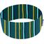 Turbantes elasticos rayé bleu canard e2 - PPMC