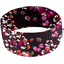 Stretch jersey headband  fleur prune j5 - PPMC