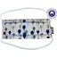 Masque Tissu Enfant ballons bleus - PPMC