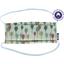 Masque Tissu Enfant ballons verts - PPMC